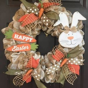 EASTER WREATH- handmade